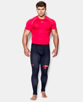 Men's Under Armour® Alter Ego Superman Compression Leggings