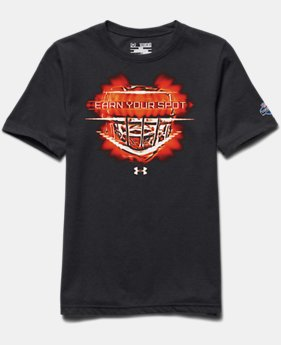 Boys' NFL Combine Authentic Earn Your Spot T-Shirt