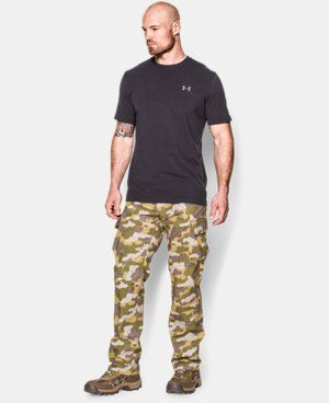 Men's UA Storm Grit Cargo Pants  1 Color $74.99