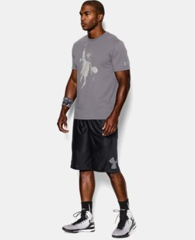 Men's UA Mo' Money Basketball Shorts   $17.99 to $22.49