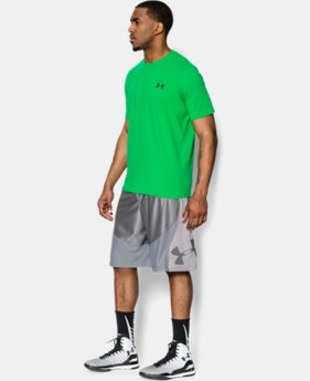 Men's UA Mo' Money Basketball Shorts LIMITED TIME: FREE U.S. SHIPPING 2 Colors $20.24 to $26.99