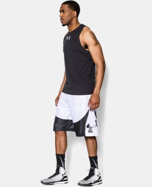 Men's UA Mo' Money Basketball Shorts LIMITED TIME: UP TO 50% OFF 2 Colors $22.49 to $29.99
