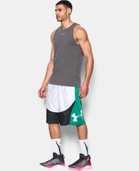 Men's UA Mo' Money Basketball Shorts LIMITED TIME: FREE SHIPPING 1 Color $22.49 to $29.99