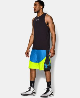 Men's UA Mo' Money Basketball Shorts  1 Color $20.99 to $26.99