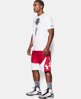 Men's UA Mo' Money Basketball Shorts  1 Color $20.24 to $26.99