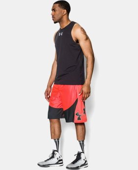 Men's UA Mo' Money Basketball Shorts