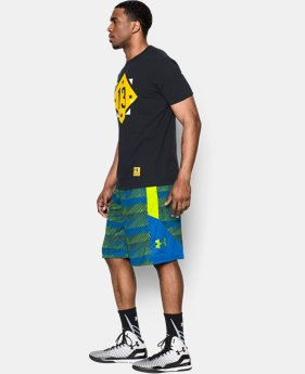 Men's UA Mo' Problems Basketball Shorts