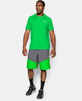 Men's UA ArmourVent™ Babylon Basketball Shorts