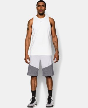 Men's UA ArmourVent™ Babylon Basketball Shorts  1 Color $49.99