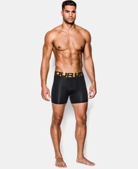 "Men's UA Elite Series 6"" Boxerjock®  1 Color $17.24"