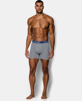 "Men's UA Iso-Chill Mesh 6"" Boxerjock®"