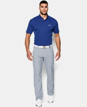 Men's UA Tips Mock Polo