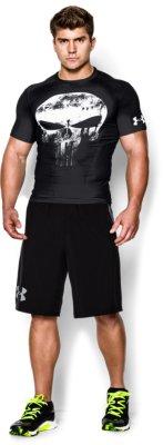 Amazing Menu0027s Under Armour® Alter Ego Punisher Compression Shirt, ...