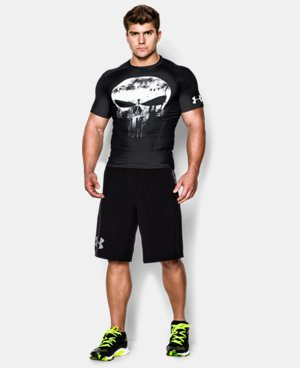 New Arrival  Men's Under Armour® Alter Ego Punisher Compression Shirt   $49.99