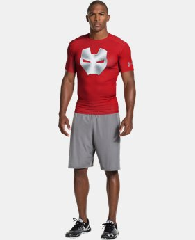 Men's Under Armour® Chrome Compression Short Sleeve Shirt