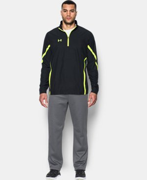 New Arrival Men's UA Essential ¼ Zip  1 Color $49.99