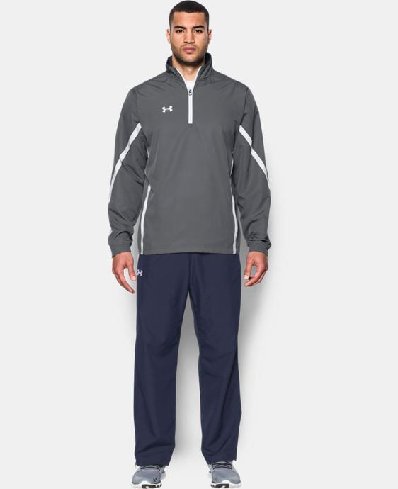 New Arrival Men's UA Essential ¼ Zip  2 Colors $49.99