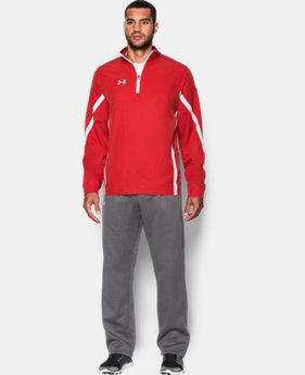 New Arrival Men's UA Essential ¼ Zip   $49.99