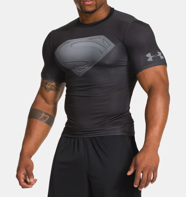Men S Under Armour Alter Ego Man Of Steel Compression