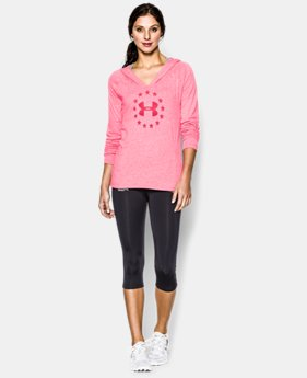 Women's UA Freedom Tri-Blend Hoody  5 Colors $29.99 to $39.99