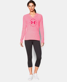 Women's UA Freedom Tri-Blend Hoody LIMITED TIME: FREE U.S. SHIPPING 1 Color $39.99