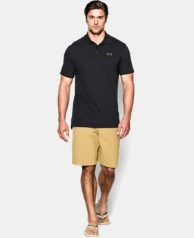 Men's UA Fish Hook Polo
