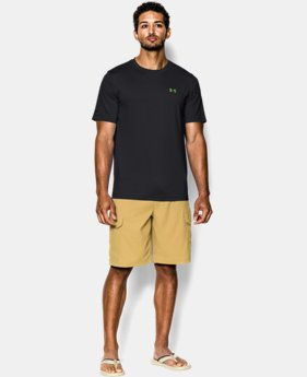 Men's UA Iso-Chill Element Short Sleeve Shirt  3 Colors $20.99 to $27.99