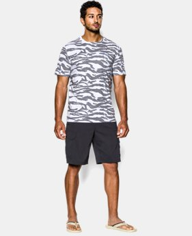 Men's UA Iso-Chill Element Short Sleeve Shirt