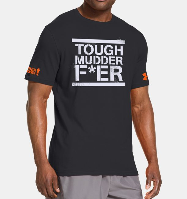 Men S Ua Tough Mudder F Er T Shirt Under Armour Us