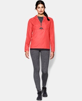 Women's UA Lightweight Pop Over Jacket