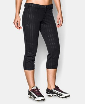 Women's UA Heater Embossed Pant  1 Color $29.99