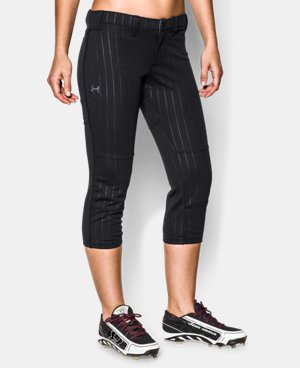 Women's UA Heater Embossed Pant LIMITED TIME: FREE U.S. SHIPPING 1 Color $22.49
