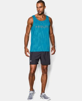 Men's UA Tech™ Run Singlet