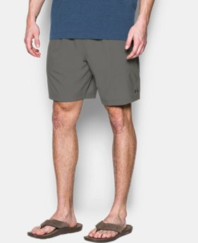 Men's UA Coastal Amphibious Board Shorts  1 Color $23.99