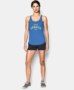 Women's UA Under Armour Graphic Tank LIMITED TIME: FREE U.S. SHIPPING 1 Color $17.99