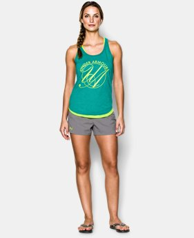 Women's UA Coastal Graphic Tank  1 Color $17.99