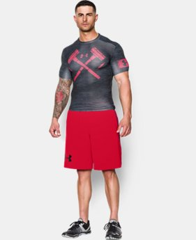 Men's UA Combine® Training Velocity Shorts LIMITED TIME: FREE U.S. SHIPPING 2 Colors $29.99
