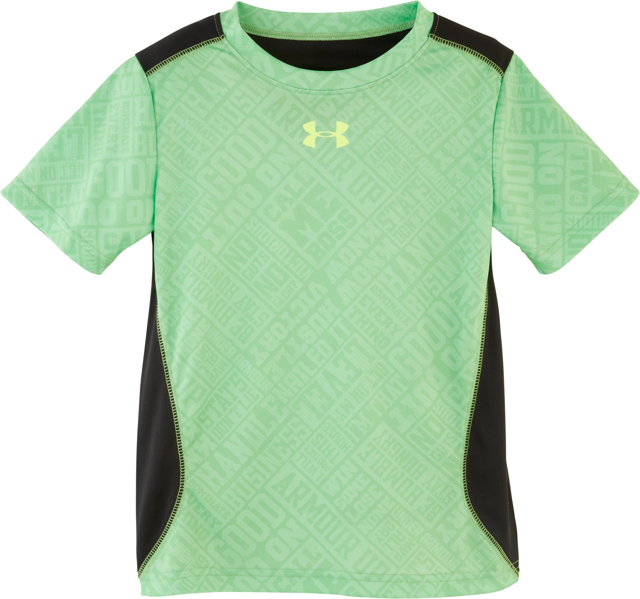Boys' Pre-School UA CB T-Shirt, Lizard, Laydown