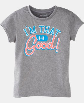 Girls' Pre-School UA I'm That Good T-Shirt