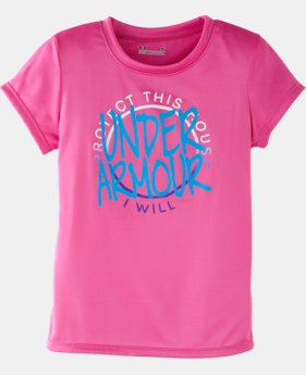 Girls' Pre-School UA PTH T-Shirt