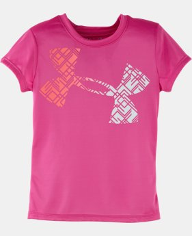 Girls' Toddler UA Favella Icon T-Shirt