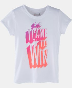 Girls' Toddler UA I Came To Win T-Shirt