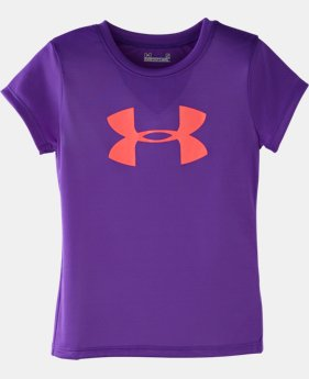 Girls' Infant UA Big Logo T-Shirt
