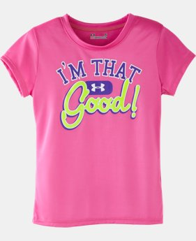 Girls' Infant UA I'm That Good T-Shirt