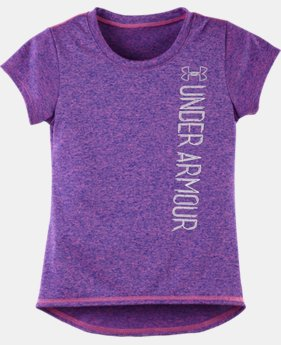 Girls' Infant UA Co-Mingled Logo T-Shirt