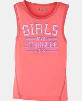 Girls' Toddler UA Girls Are Stronger Tank