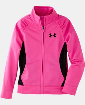 Girls' Toddler UA Track Jacket