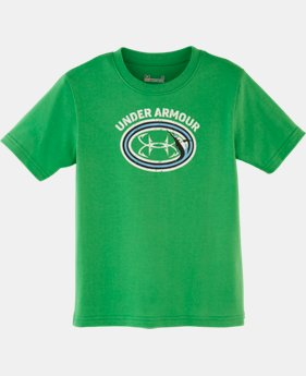 Boys' Toddler UA Marlin Circle T-Shirt