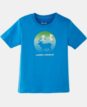 Boys' Toddler UA Bull Elk Silhouette T-Shirt