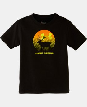 Boys' Infant UA Bull Elk Silhouette T-Shirt
